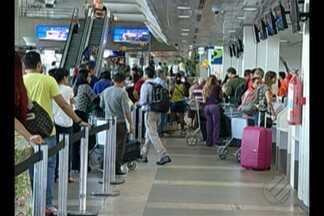Começaram a valer em todo o país medidas mais rigorosas de segurança nos aeroportos - Em Belém, os novos procedimentos já começaram a ser adotados no Aeroporto Internacional, em Val de Caes. Não foram registrados atrasos na hora do embarque.