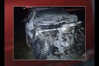 O Pará registrou um final de semana violento nas rodovias federais e estaduais - A imprudência de motoristas foi o principal motivo dos acidentes.