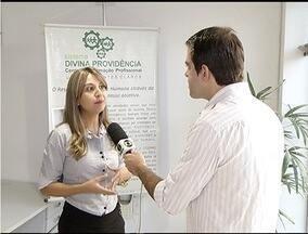Divina Providência abre inscrições para cursos gratuitos em Montes Claros - São vagas para cinco cursos.