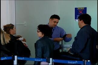 Aeroportos de Divinópolis e Araxá se adequam às novas regras - Está em em vigor procedimentos mais rigorosos de fiscalização de passageiros e bagagens.Veja o que mudou.