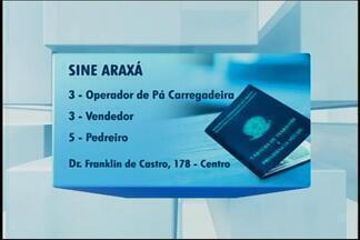 Sine Araxá oferece vagas para analista em TI - Os interessados devem comparecer a unidade com documentos pessoais. Confira as outras vagas oferecidas.