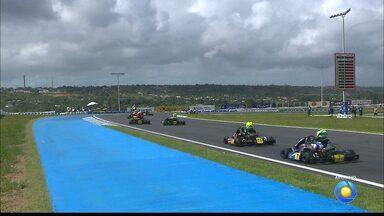 Brasileiro de Kart volta a agitar o Circuito Paladino, na Paraíba - Competição é retomada e vai até o próximo sábado.