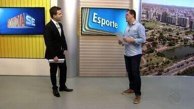 Thiago Barbosa comenta as notícias do esporte - Thiago Barbosa comenta as notícias do esporte.