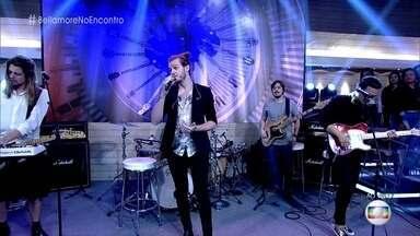 Bellamore canta 'Teu Talento' - Banda foi finalista da terceira temporada do 'SuperStar'