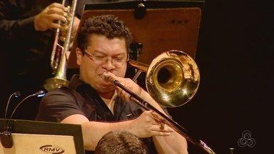 Amazonas Jazz Band comemora aniversário de 10 anos - Programação tem apresentações gratuitas.