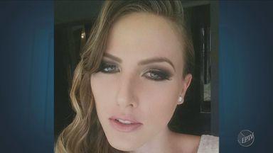 Polícia continua as buscas a modelo desaparecida em Piracicaba - Aline Pereira foi vista pela última vez na sexta-feira (15) dançando com amigos em uma cachaçaria da cidade.