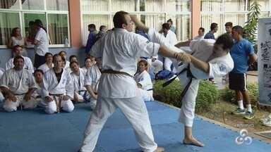 Segundo festival de lutas será realizado em Manaus - Evento ocorre no Centro de Convivência Magdalena Arce Daou.