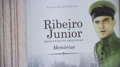 Livro sobre literatura amazonense será lançado em Manaus - Durante evento, livro será distribuído gratuitamente.