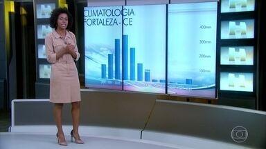 Confira previsão do tempo para todo Brasil - O tempo continua seco também em grande parte da Região Nordeste. Veja a previsão do tempo para todo o Brasil.