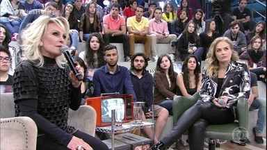 Ana Maria Braga fala sobre assédio sexual - A apresentadora revela abusos sofridos no início de sua carreira