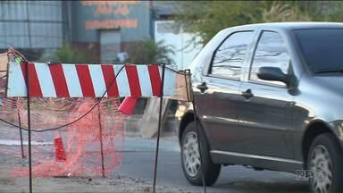 Ponte sobre o rio Atuba será interditada a partir de hoje (25) para obras - Os motoristas devem fazer o desvio pela estrada da Graciosa ou pela rua José Veríssimo