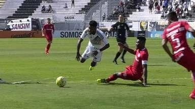 Para Caio Ribeiro, Ponte Preta foi prejudicada pela arbitragem no empate com o Inter - Para Caio Ribeiro, Ponte Preta foi prejudicada pela arbitragem no empate com o Inter