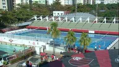 Clube do Flamengo, no Rio, receberá delegação americana durante a Olimpíada - Clube do Flamengo, no Rio, receberá delegação americana durante a Olimpíada