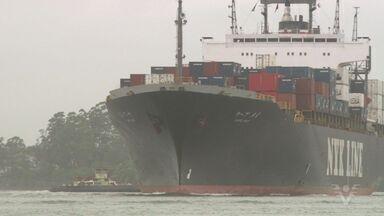 Navegação mais ágil e segura pode gerar economia para o Porto de Santos - O programa é desenvolvido por alunos da Universidade de São Paulo (USP), e teve apoio e investimento da Praticagem de São Paulo.