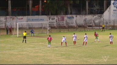 Portuguesa Santista venceu o Tupã neste final de semana - A partida terminou 2 a 0.