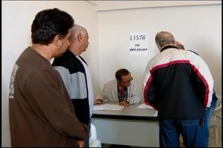 PMDB define candidatos a prefeito e vereadores em Divinópolis - Anúncio foi feito durante convenção neste domingo (24). Chapa única terá Galileu Teixeira Machado e Rinaldo Valério.