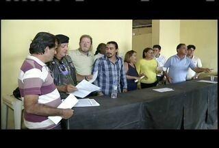 Representantes do PSDC se reunem para definir candidatos - Convenção apresentou sete nomes para concorrer a vereador.