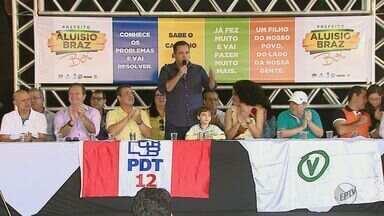 PMDB anuncia candidatura de Aluisio Braz, o Boi, à Prefeitura de Araraquara - Ele foi vereador por duas vezes e, em 2014, foi nomeado secretário de Governo.