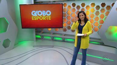 Confira a íntegra do Globo Esporte RS desta segunda (25) - Assista ao vídeo.
