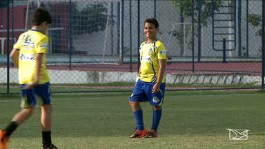 Garotada maranhense vai jogar competição nacional de Futebol 7 - Garotada maranhense vai jogar competição nacional de Futebol 7, na categoria sub-9.