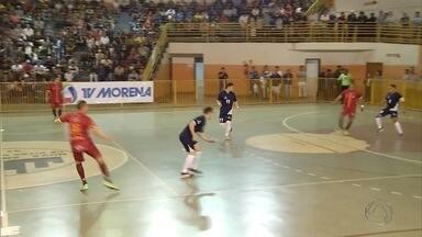 Miranda e Nova Andradina vão fazer a grande final da Copa Morena de futsal 2016 em MS - Miranda e Nova Andradina vão fazer a grande final da Copa Morena de futsal 2016 em MS
