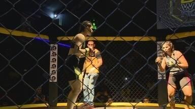 Big Way Fight reúne amantes de MMA no Amazonas - Evento aconteceu no último sábado, em Manaus