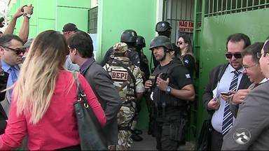 Rebelião no presídio de Caruaru contabiliza seis mortos e 11 feridos - Detentos realizaram manifestações no sábado (23) e nesta segunda-feira (25).