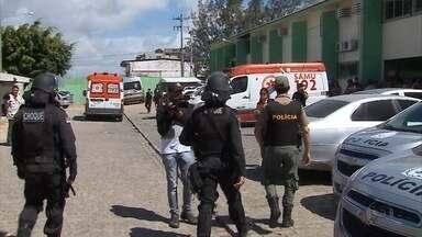 Rebelião é controlada em presídio de Caruaru - Confusão começou no fim da tarde de sábado e teve desdobramentos até esta segunda.