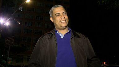 PSOL confirma André Moreira como candidato à prefeitura de Vitória - Nome do advogado foi lançado na convenção do partido neste sábado (23).Ex-deputada Brice Bragato é a candidata à vice na chapa.