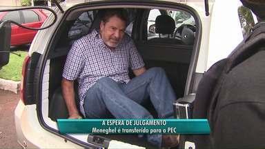 Ruralista Alessandro Meneghel é transferido para a PEC - Um novo mandado de prisão foi expedido pela justiça.