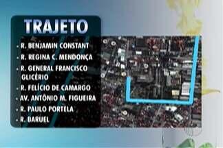 Suzano anunciou itinerário do trajeto da tocha olímpica - Depois de Suzano, tocha olímpica segue para Mogi das Cruzes.