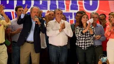 Convenções apresentaram candidatos à prefeito de Petrolina - Três candidatos foram apresentados no final de semana