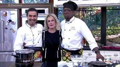 Mais voc confira as notas dos semifinalistas do super - Super chef 2000 ...