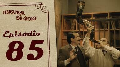 Herança de Ódio: Confira o octogésimo quinto capítulo da radionovela - Octogésimo quinto capítulo da radionovela 'Herança de Ódio' de 'Êta Mundo Bom!'