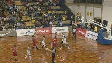 Seleção feminina de basquete vence o Japão em amistoso em Campinas - Seleções se preparam para as olimpíadas.