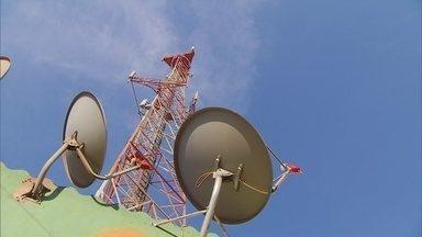 Risco de apagão nos celulares com retirada de antenas de telefonia no Guará 2 - Risco de apagão nos celulares com retirada de antenas de telefonia no Guará 2 na próxima segunda-feira (1º).