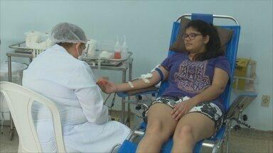 Hemocentro de Vilhena atende em horário diferenciado para receber doadores - Objetivo é aumentar estoque de bolsas de sangue.