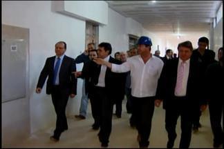 Ministro da Saúde cumpre agenda em Divinópolis - Ministro Ricardo Barros esteve na cidade nesta quarta-feira (27). Ele participou de três compromissos oficiais.