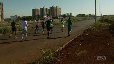 Estão abertas as inscrições para a Corrida da Palestina - A corrida será no dia 13 de agosto com largada ao meio-dia.