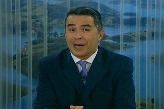 Candidato a Prefeitura Luiz Carlos Gondim Teixeira, do Solidariedade, anuncia vice em Mogi - Marcelo Braz, do Partido Trabalhista Brasileiro (PTB), foi escolhido em reunião na quarta-feira (27).