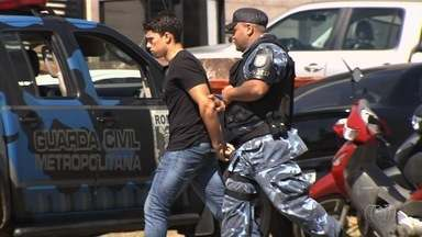 Torcedor é detido por invadir hotel da seleção brasileira em Goiânia - De acordo com a Guarda Civil Metropolitana, rapaz de 21 anos é fã de Neymar e queria tirar foto com ídolo.