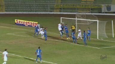 São Carlos e Comercial ficam no empate pela Copa Paulista - Na próxima rodada, Águia enfrentará o Rio Claro.