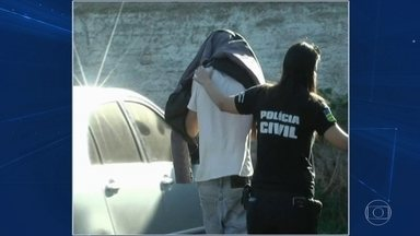 Adolescente suspeito de ligação com terroristas é internado em Goiânia - Ele foi apreendido na cidade Morrinhos. Ação conjunta das polícias Federal e Civil foi na tarde de sexta-feira (29).