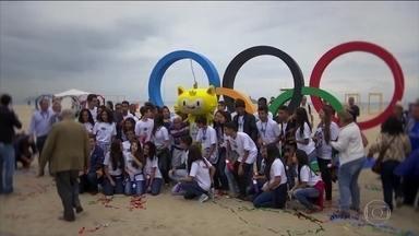 Rio está em contagem regressiva para os Jogos - Serão mais de 300 provas em 42 modalidades esportivas. O mundo todo estará de olho nos desafios e nas conquistas dos atletas.