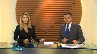 Confira os destaques do Bom Dia Goiás - Dezessete ônibus são apreendidos por irregularidades e más condições de trabalho para motoristas.