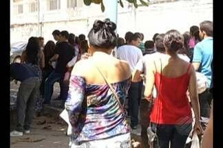 Concurso da PM movimentou milhares de pessoas em quatro cidades do Pará - Mais de 105 mil candidatos se inscreveram para quase 2.200 vagas.