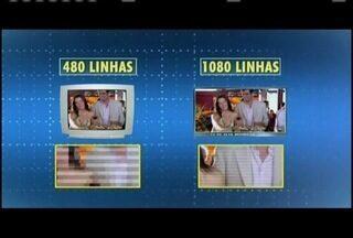 Série da Inter TV vai falar da chegada da TV digital à Governador Valadares - Primeira reportagem aborda a evolução da televisão no Brasil.