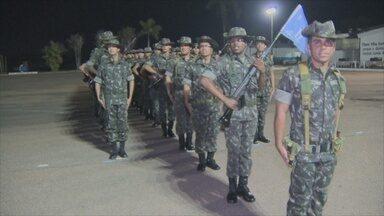 Evento comemora 51 anos do 5º BEC - Batalhão de Engenharia do Exército realizou comemoração no quartel.