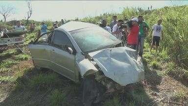 Corpo da modelo Aline Pereira é encontrado em Piracicaba após 17 dias de buscas - O carro em que ela estava caiu em uma ribanceira na Rodovia Luiz de Queiroz (SP-304).