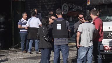 Policiais fazem paralisação em todo Paraná, hoje (01) - Segundo o sindicato dos policiais civis somente casos de flagrantes devem ser atendidos hoje nas delegacias